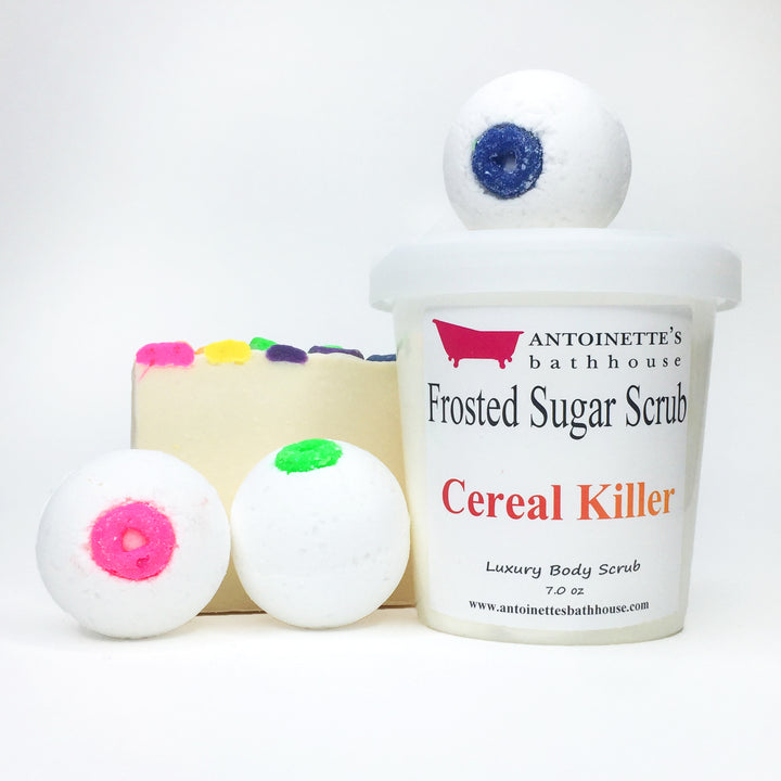 Cereal Killer Set