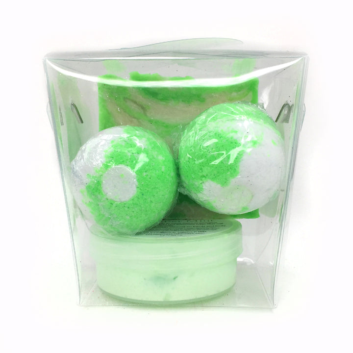 Bath in a Box - Cucumber Mint