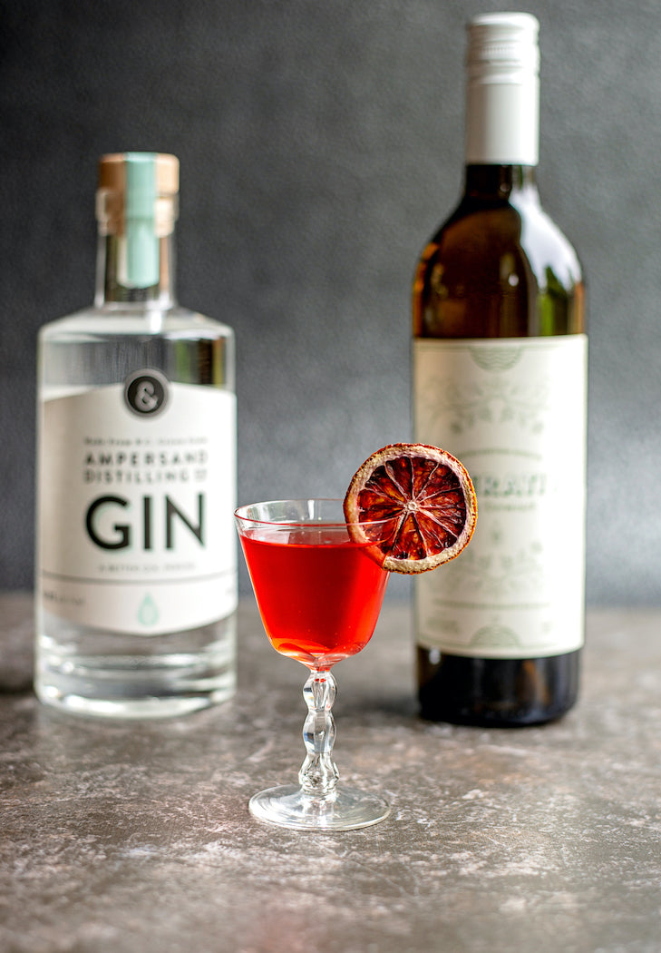 Cocktail Recipe: Gin Pal from Ampersand Distilling