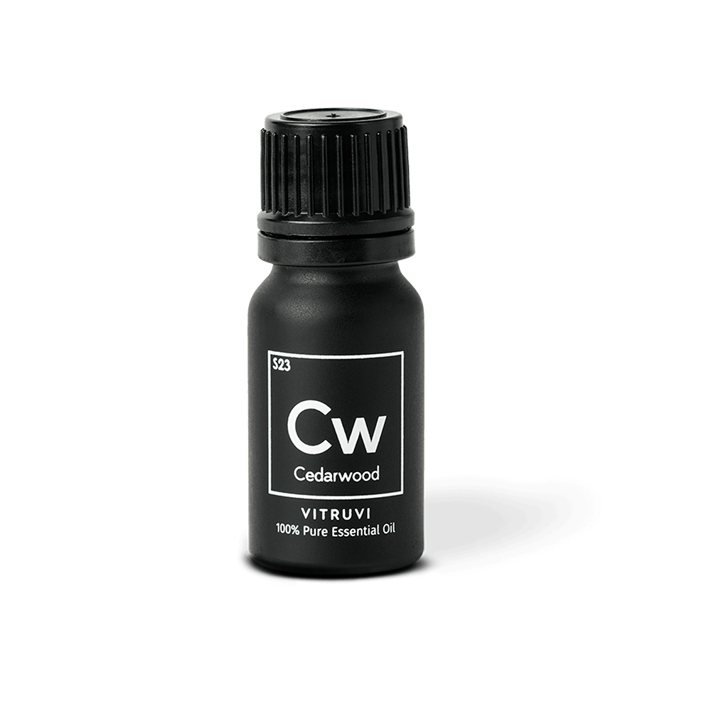 Cedarwood Essential Oil - Vitruvi