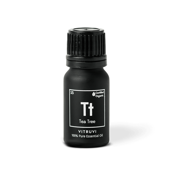 Organic Tea Tree Essential Oil - Vitruvi