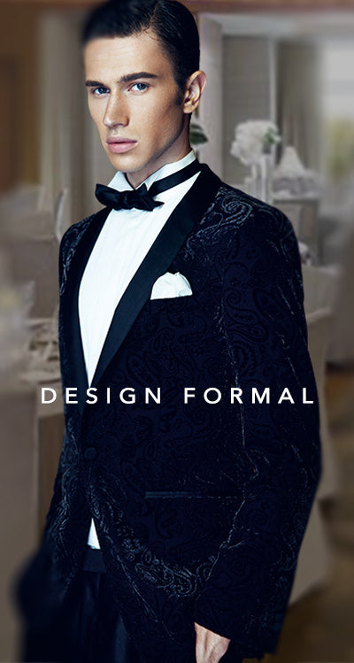 Design your own formal suit