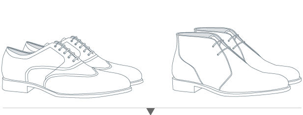 882442fca619 Or more casual styles such as Boots