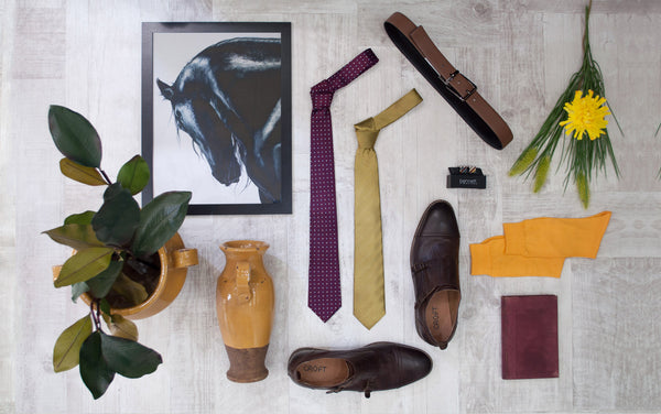 golden slipper accessories