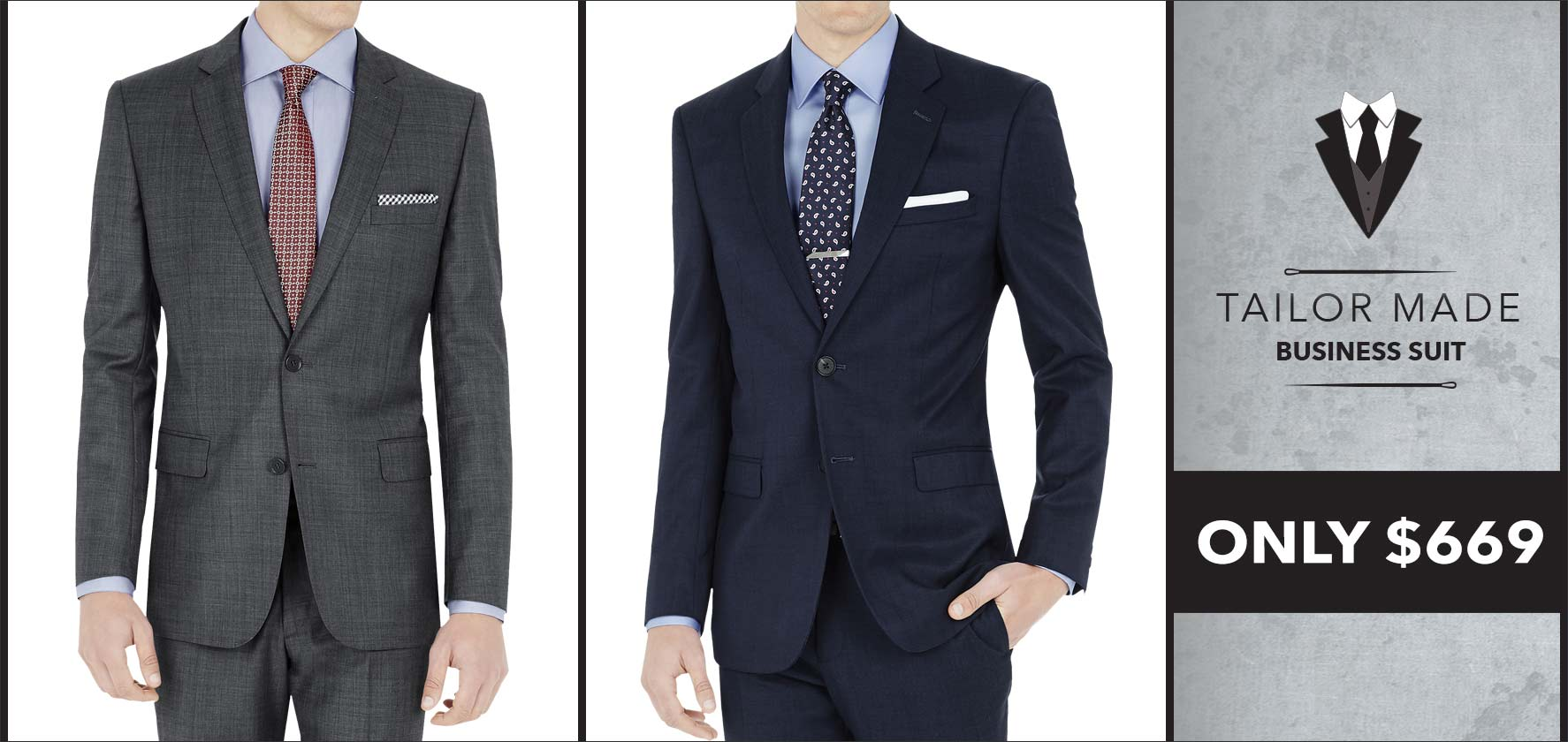 Tailor Made Business Suit