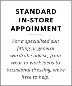 Standard In-Store Appointment