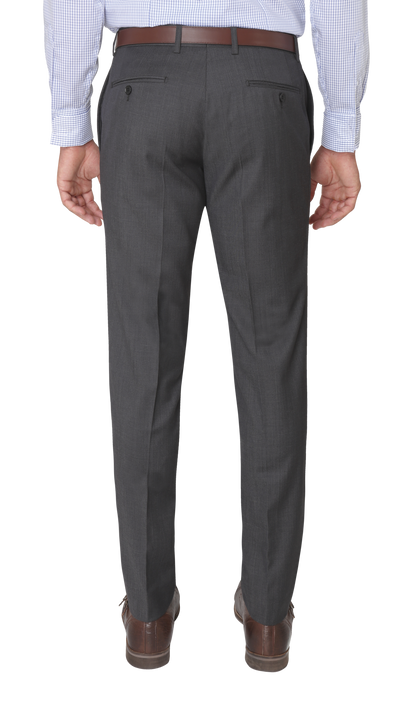 GOFORMAL Performance Suit in Nero - Ron Bennett Menswear  - 6