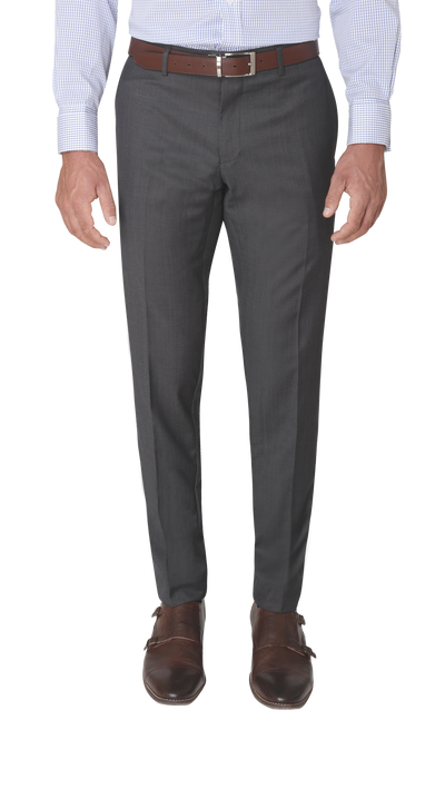 GOFORMAL Performance Suit in Nero - Ron Bennett Menswear  - 5