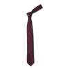 CEO Silk Tie in Burgandy - Ron Bennett Menswear