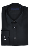 CEO Super Slim Fit Shirt in Classic Black