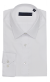 CEO Super Slim Fit Shirt in Classic White