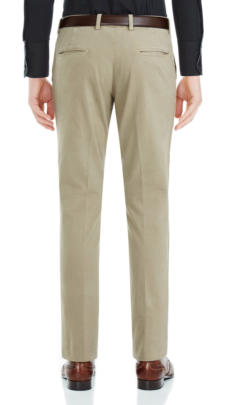 Bennett Italian made Cotton Chino in Tenda