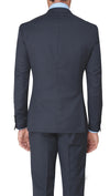 GOFORMAL Performance Suit in Dark Blue - Ron Bennett Menswear  - 4