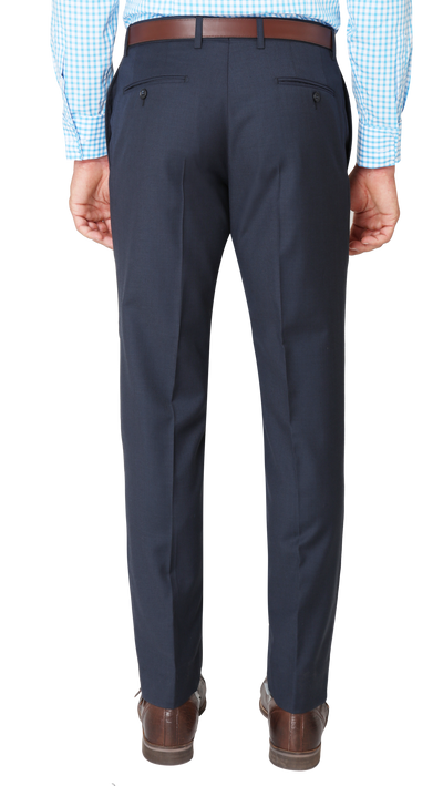 GOFORMAL Performance Suit in Dark Blue - Ron Bennett Menswear  - 7