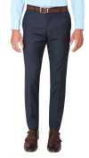 GOFORMAL Performance Suit in Dark Blue - Ron Bennett Menswear  - 6