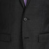 Grey Slim Fit Performance Suit for School Formals - Ron Bennett Menswear  - 5
