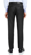 Grey Slim Fit Performance Suit for School Formals - Ron Bennett Menswear  - 8