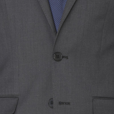 GOFORMAL Performance Suit in Nero - Ron Bennett Menswear  - 3