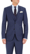 Blackjacket Skinny Fit Suit in Blue