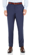 Blackjacket Slim Fit Trousers in Blue - Ron Bennett Menswear  - 1