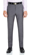 Blackjacket Slim Fit Trousers in Grey - Ron Bennett Menswear  - 1