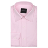 Bennett Signature Business Shirt in Pink - Ron Bennett Menswear  - 1