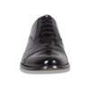 Bennett Lace Up Leather Shoes in Black - Ron Bennett Menswear  - 2