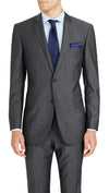 Studio Italia T421 Curtis Suit in Grey - Ron Bennett Menswear  - 3