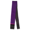 James Derby Italian Made Tie in Purples - Ron Bennett Menswear