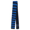 James Derby Italian Made Tie in Dark Blue - Ron Bennett Menswear