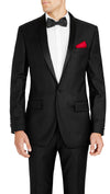 Bennett Signature Shawl Collar Dinner Suit - Ron Bennett Menswear  - 3