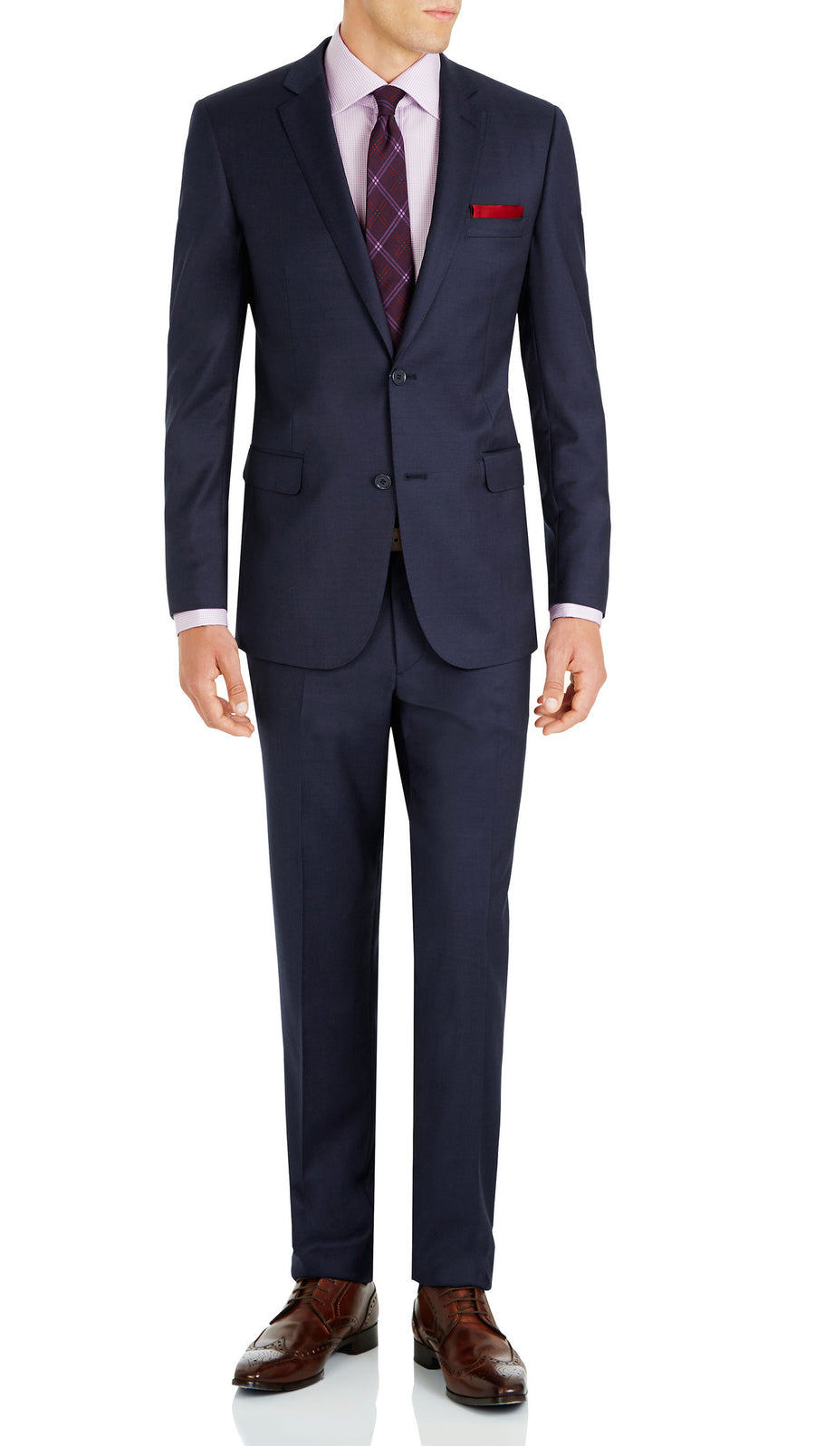 Studio Italia Suit in Blue