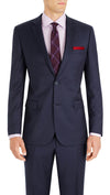 "Studio Italia ""Icon"" Suit in Blue - Ron Bennett Menswear  - 2"