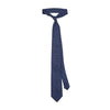 Rb Sydney Silk Tie in Navy - Ron Bennett Menswear