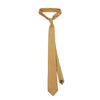 James Derby Silk Tie in Gold - Ron Bennett Menswear