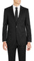 Nicholby & Harvard Slim Fit Suit in Black