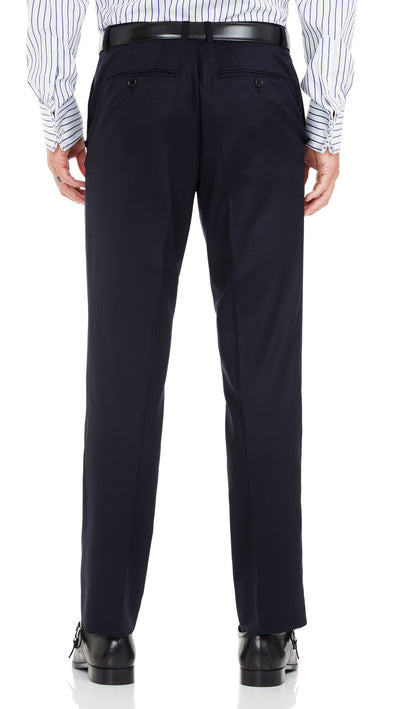 Nicholby & Hardvard Slim Fit Suit in Navy - Ron Bennett Menswear  - 6