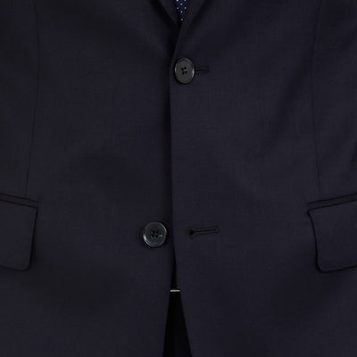 Nicholby & Hardvard Slim Fit Suit in Navy - Ron Bennett Menswear  - 7
