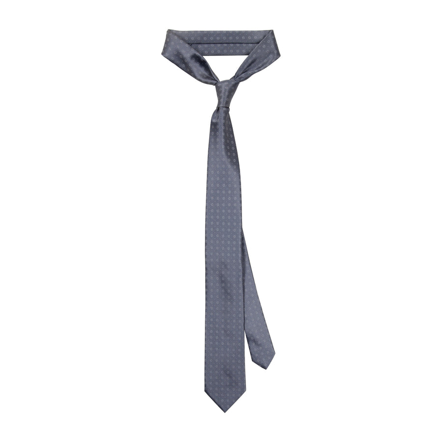 Bennett Signature Tie in Blue
