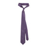 Bennett Signature  Tie in Purple - Ron Bennett Menswear