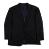 CEO half lined Stretch Jacket in Navy - Ron Bennett Menswear  - 12