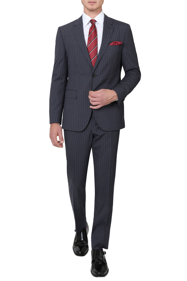 Hugo Boss Johnson / Lenon Suit in Blue