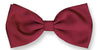 Bennett Signature Stay Handsome Bow Tie Burgundy - Ron Bennett Menswear