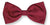 Bennett Signature Stay Handsome Bow Tie Burgundy