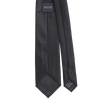 Ron Bennett Long Tie in Black