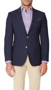 Bennett Heritage Jacket in Navy