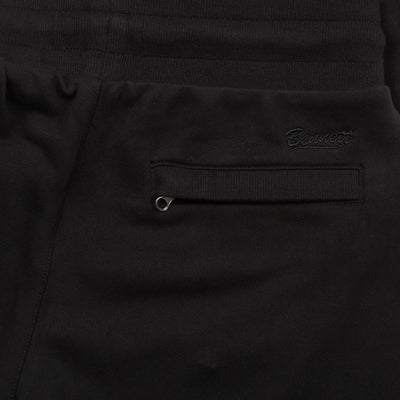 Bennett Casual Sweatpant in Black - Ron Bennett Menswear  - 3
