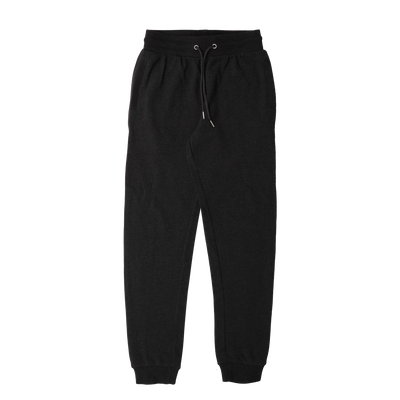 Bennett Casual Sweatpant in Charcoal Marle - Ron Bennett Menswear  - 1