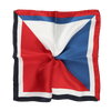 James Derby Silk Pocket Square - Ron Bennett Menswear