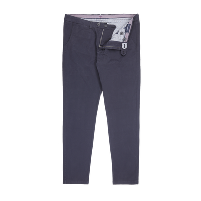 Bennett European Cotton Chino in Navy
